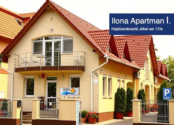 Hajdúszoboszló apartmanok - Ilona apartman 1. Félpanziós szállások