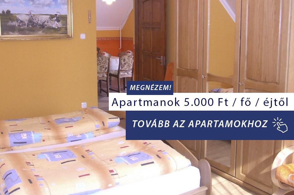 Ilona Apartman 2 - Hajdúszoboszló Apartman