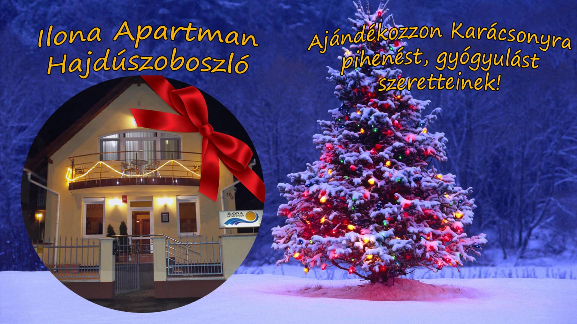 Karácsonyi ajándék kupon