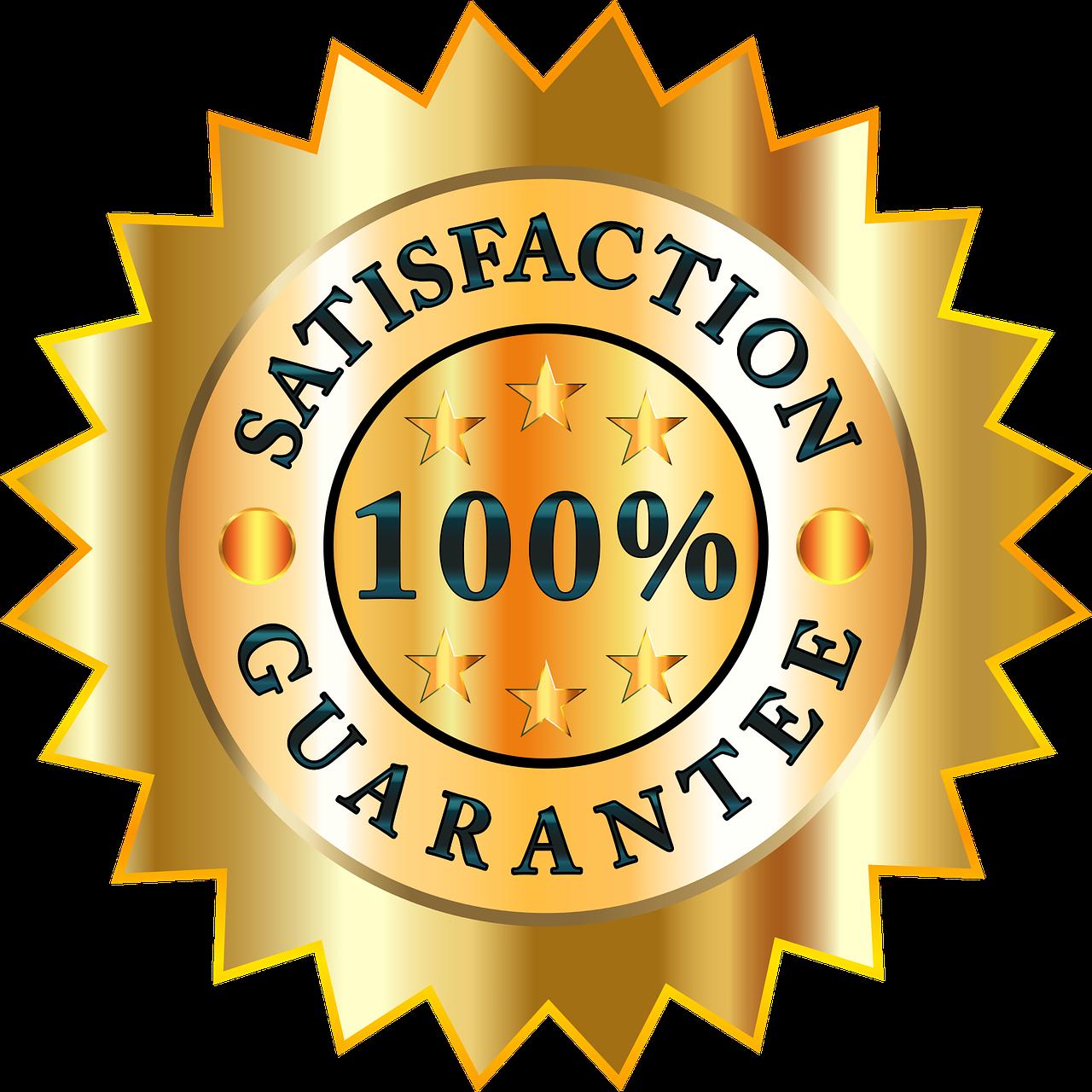 100% garancia az adott szóra - az Ilona apartmanban