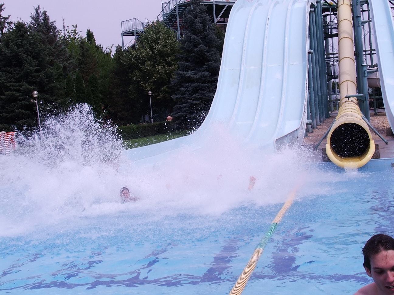 A hajdúszoboszlói aquapark azoknak való, akik szeretik az aktiv kikapcsolódást