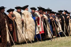 Szent Mihály-napi hétvége Hajdúszoboszlón - ennek természetesen része a pásztorünnep is a Hortobágyon.