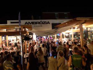 Ambrózia Club - Hajdúszoboszló szórakozóhelyek